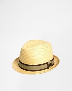 Goorin - Hammond Straw Fedora Hat