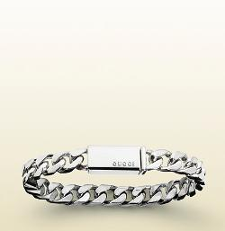 Gucci - Bracelet With Gucci Trademark Engraving