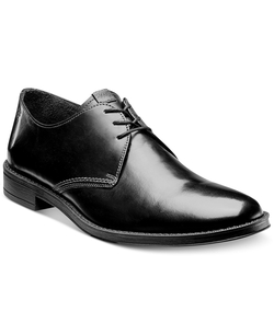 Stacy Adams - Calum Plain Toe Oxford Shoes