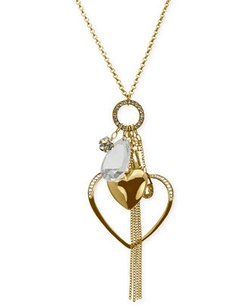 Guess - Charm Pendant Necklace