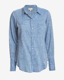 Nili Lotan  - Chambray Shirt