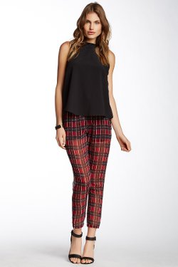 Bishop + Young - Heidi Plaid Pants
