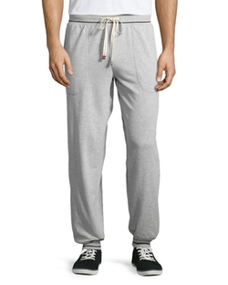 Penguin - Terry-Lined Cotton Sweatpants