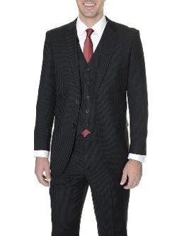 Emigre  - Slim Fit Three Piece Suit