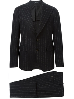 Tagliatore   - Two Piece Pinstripe Suit