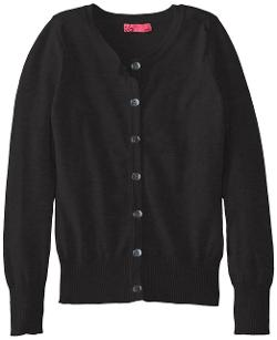 Take Out - Girls 7-16 Everyday Cardigan