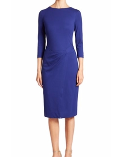 Escada - Jersey Wrap Dress