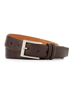 W.Kleinberg  - Basic Leather Belt