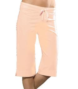 BluePrint  - Low Rise Below The Knee Cropped Pant with Drawstring