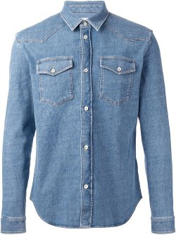 Maison Margiela  - Classic Denim Shirt