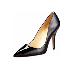 Kate Spade - New York Licorice Pointed-Toe Pump