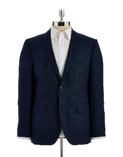 HUGO BOSS  - The James Textured Blazer