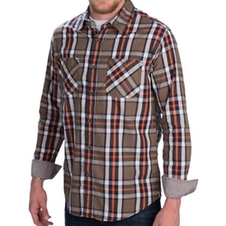 Weatherproof - Poplin Plaid Shirt