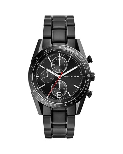 Michael Kors - Stainless Steel Accelerator Chronograph Watch
