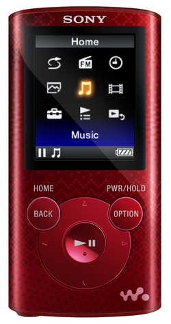 Sony - Walkman MP3 Video Player