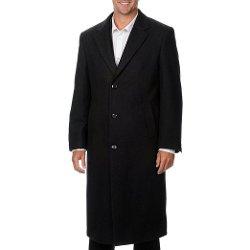 Cianni  - Wool Full Length Topcoat