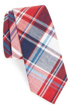Alexander Olch - Plaid Cotton Tie