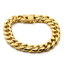 King Ice - Miami Cuban Chain Bracelet