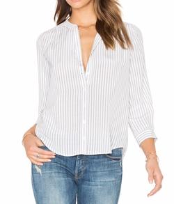 Joie - Kira Silk Button Up Shirt
