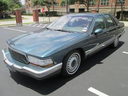 Buick  - 1994 Roadmaster Limited