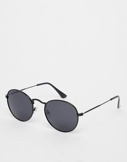 D-Struct - Round Sunglasses