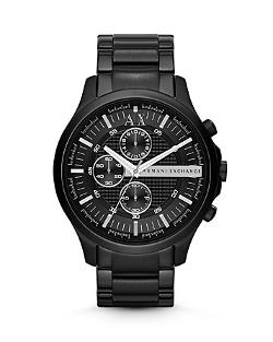 Armani Exchange  - Black Watch