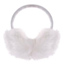 ZLYC - Rabbit Fur Earmuffs