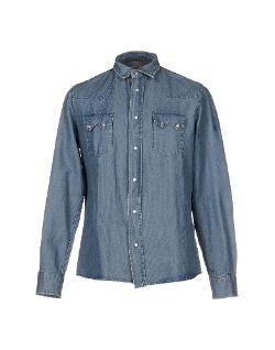 Master Coat  - Denim Shirt