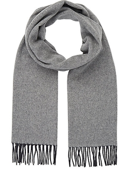 Barneys New York - Reversible Felt Scarf