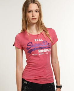 Superdry - Vintage Logo Duo T-Shirt