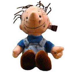 "Cedar Fair Pig Pen - Peanuts Plush 12"" Pig Pen Pigpen Stuffed Toy"