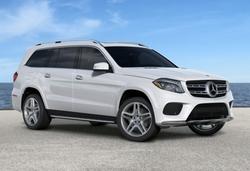 Mercedes-Benz - GLS550 SUV