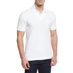 Tom Ford - Tennis Pique Polo Shirt