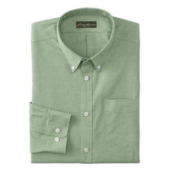 Eddie Bauer - Wrinkle-Free Relaxed Fit Oxford Cloth Shirt
