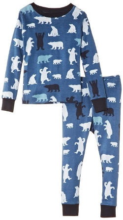 Hatley - Polar Bear Boy Pajama Set