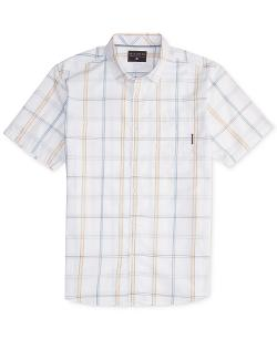 Billabong - Newbury Short-Sleeve Plaid Shirt