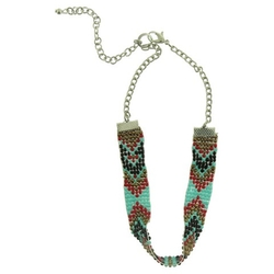 Target - Seed Bead Choker Necklace