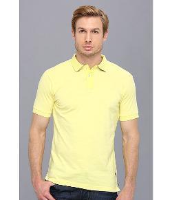 Descendant Of Thieves - Slub Fabric Polo Shirt