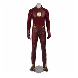 CosplayDiy - The Flash Barry Allen Cosplay Costume