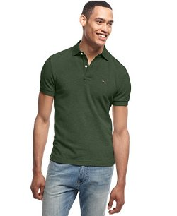 Tommy Hilfiger  - Ivy Custom-Fit Polo Shirt