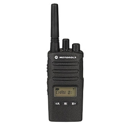 Motorola - RMU2080d UHF 8-Channel Radio