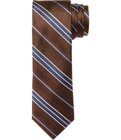 Jos. A. Bank - Wide Herringbone Stripe Tie