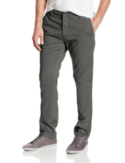 Volcom - Faceted Straight-Leg Pants
