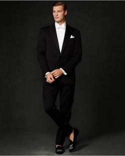 Ralph Lauren - Peak Lapel Tuxedo Suit