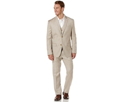 Perry Ellis  - Wool Suit
