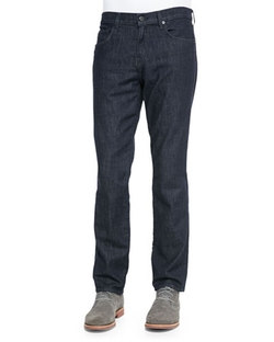 J Brand Jeans	  - Cole Relaxed Dark Wash Jeans