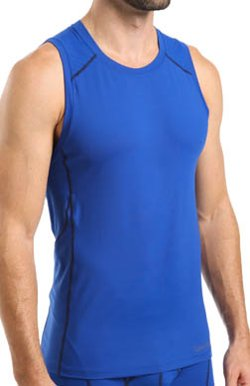 Calvin Klein Athletic - Performance Mesh Muscle Shirt