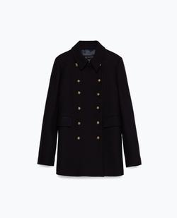 Zara - Short Coat