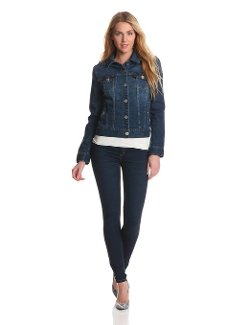 Liverpool Jeans Company - Petite Perfect Denim Jacket