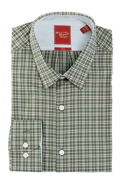 Original Penguin  - Tartan Plaid Dress Shirt
